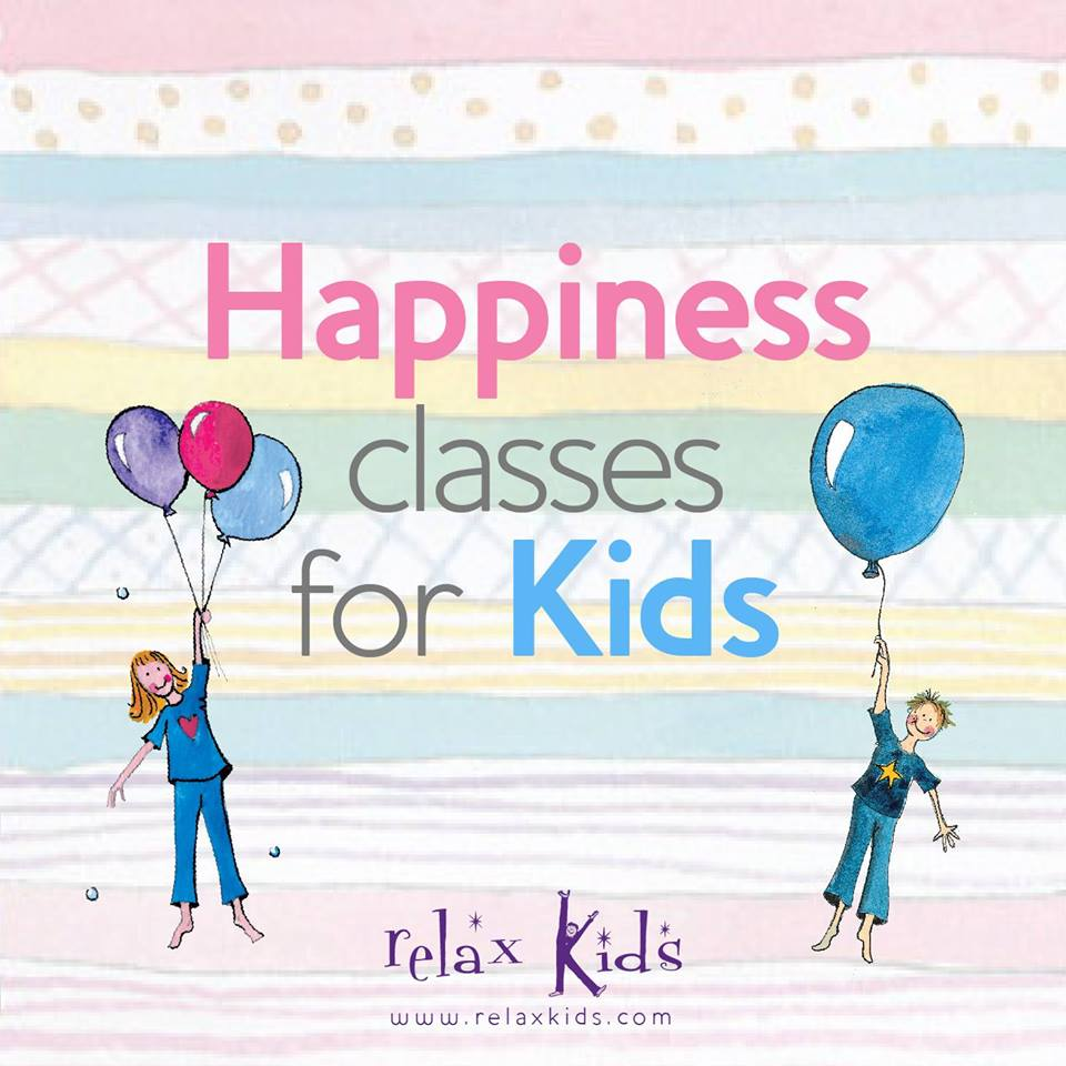 Happiness Classes for Kids by relaxkids.com