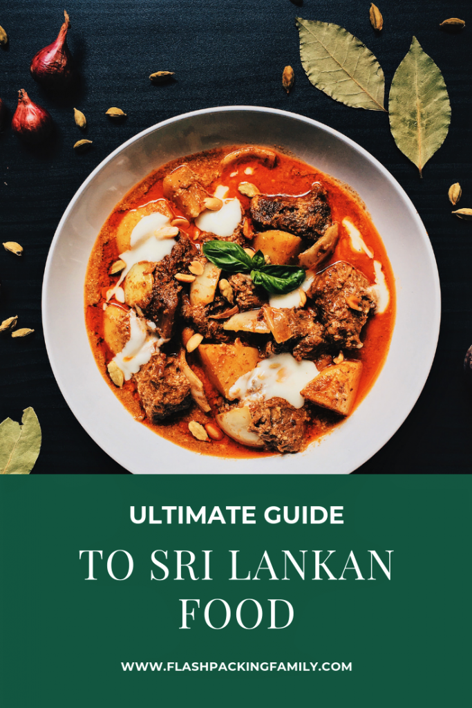 Our Family-Friendly Guide to Sri Lankan Food - With Recipes 5