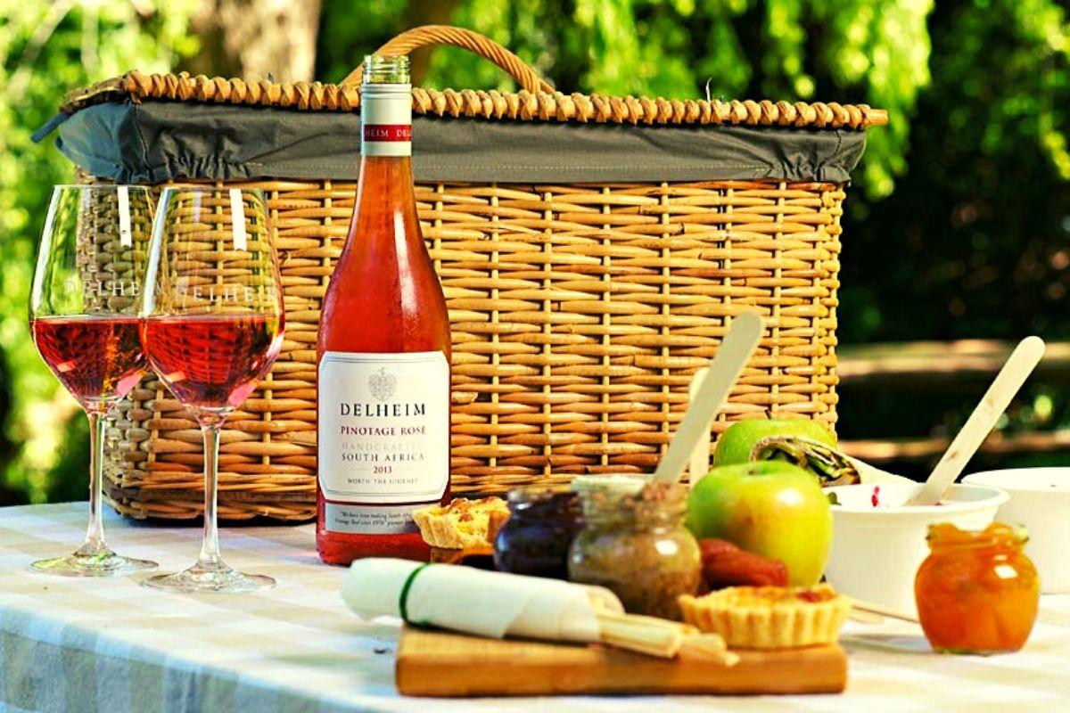 Delheim picnic basket