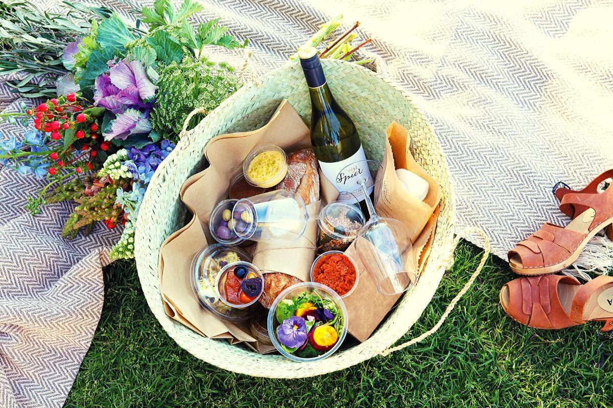 Spier Farm Kitchen - picnic basket