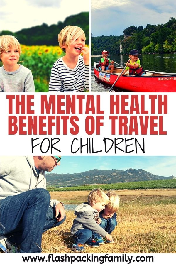 The Mental Health Benefits of Travel for Children