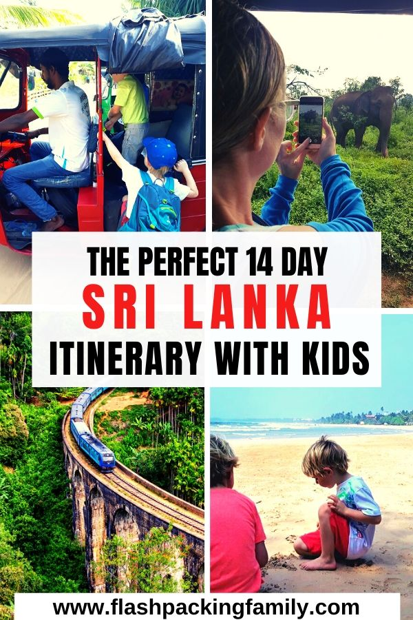 The perfect 14-day itinerary for your family-friendly Sri Lanka holidays 7