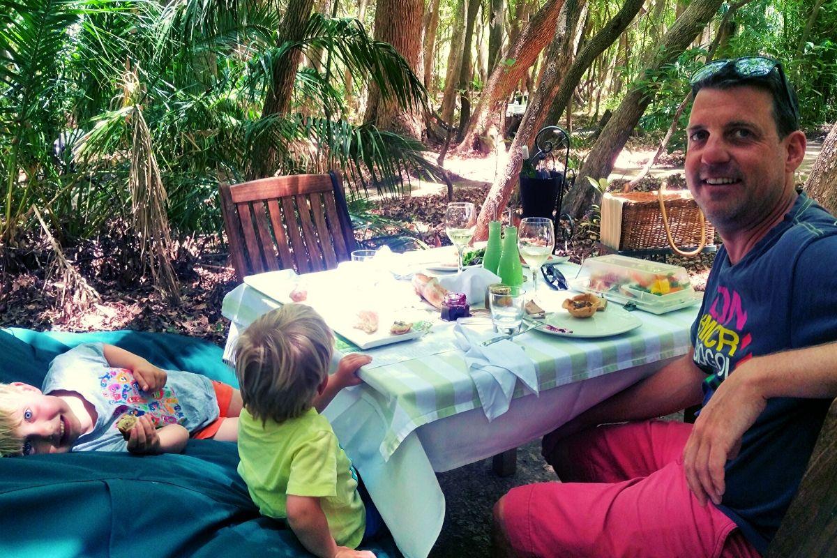 Vergelegen picnic