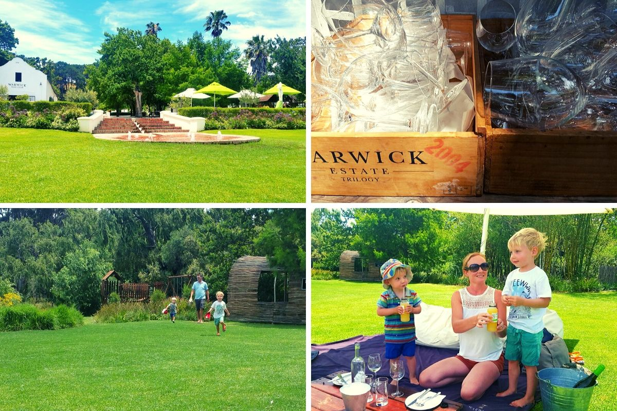 Warwick Wine Estate
