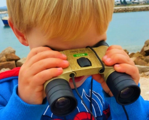 binoculars for safari