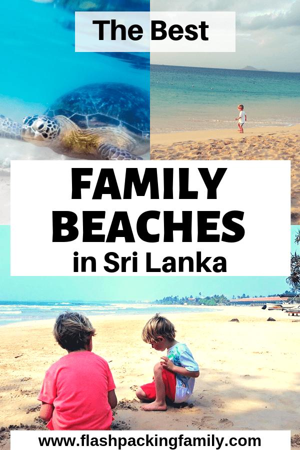 The Best Family beaches in Sri Lanka