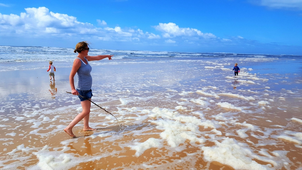 The wild beaches of the Eastern Cape
