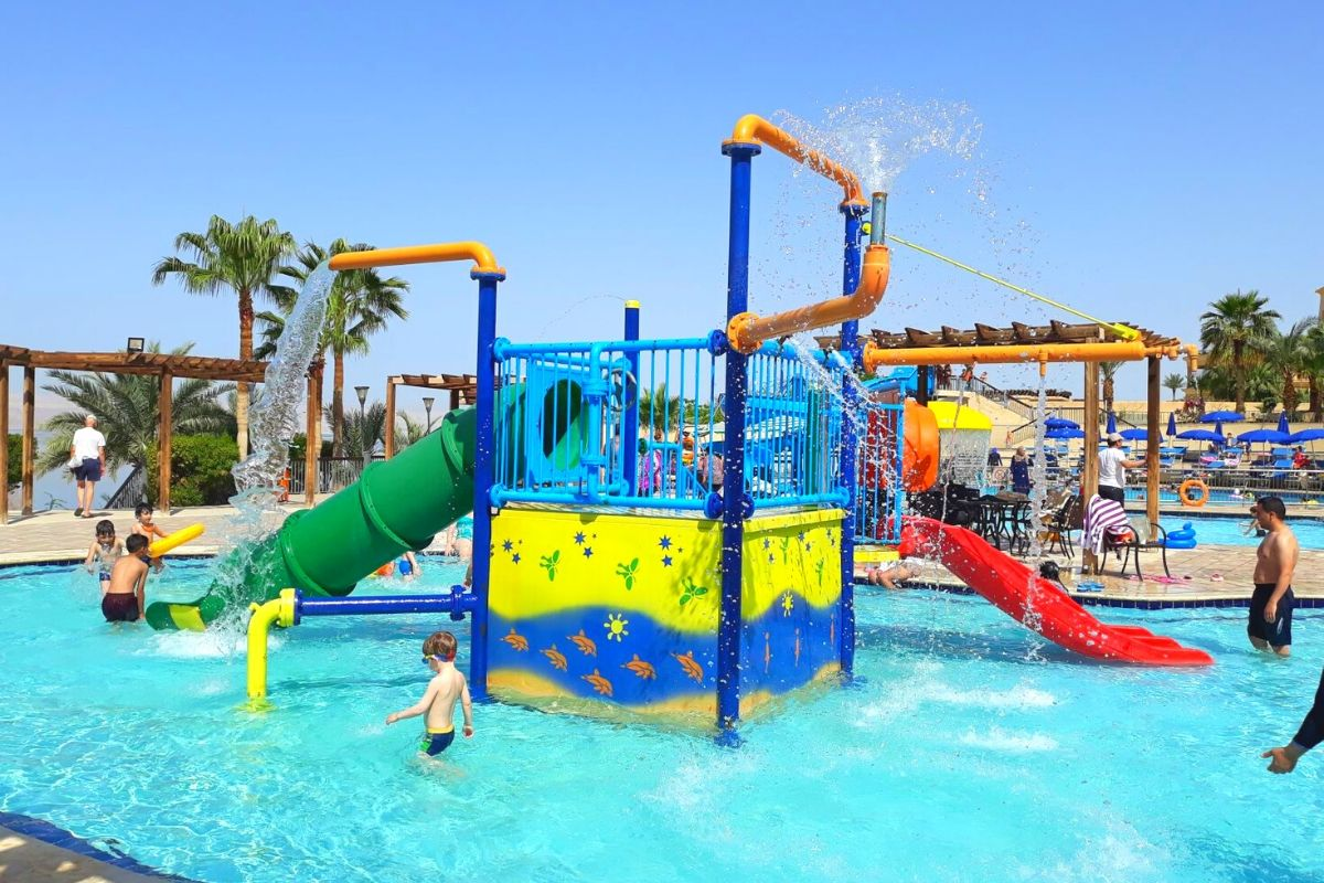 Crowne Plaza Dead Sea Kid's Pool
