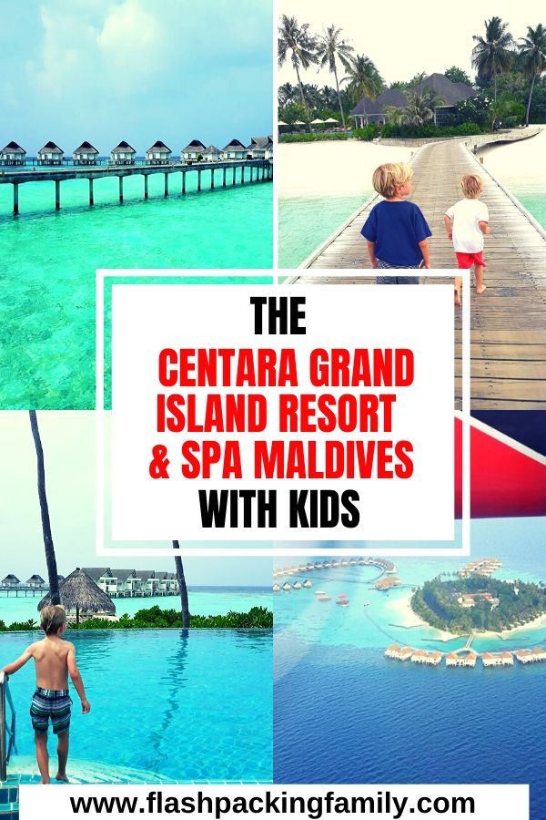 The Centara Grand Island Resort & Spa Maldives
