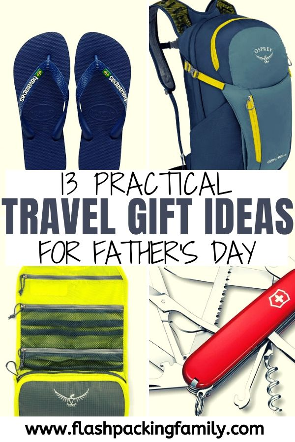 13 practical travel gift ideas for father's day