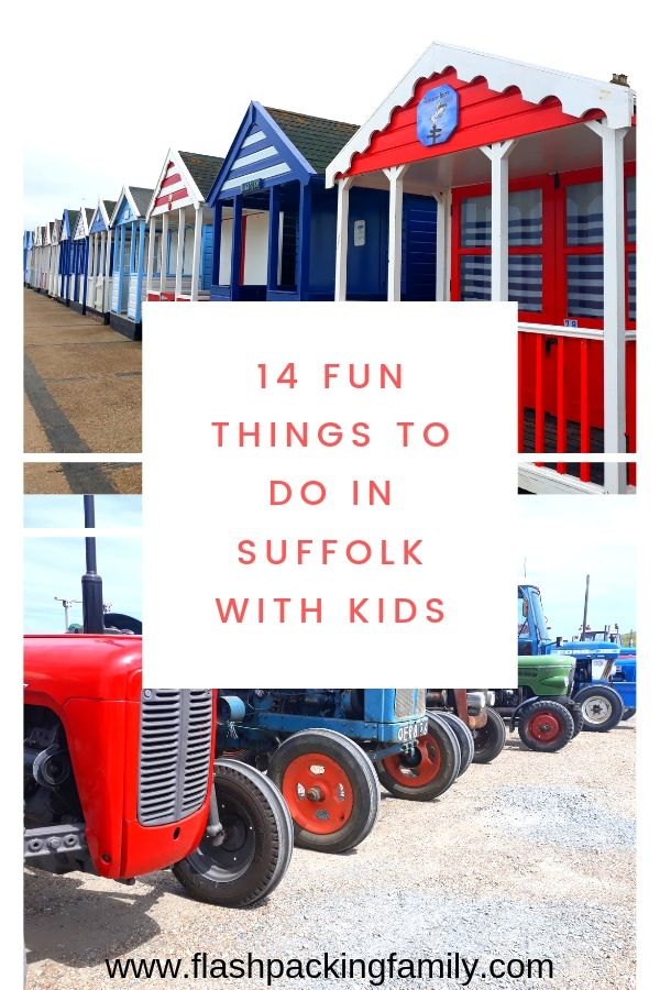 14 fun things to do in Suffolk with kids
