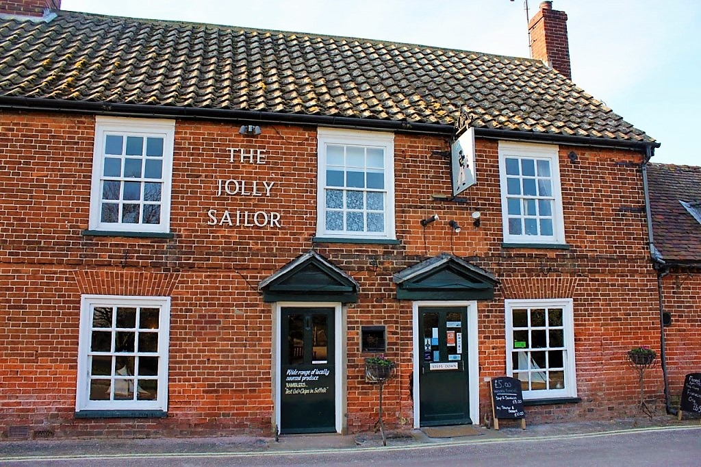 The Jolly Sailor in Orford