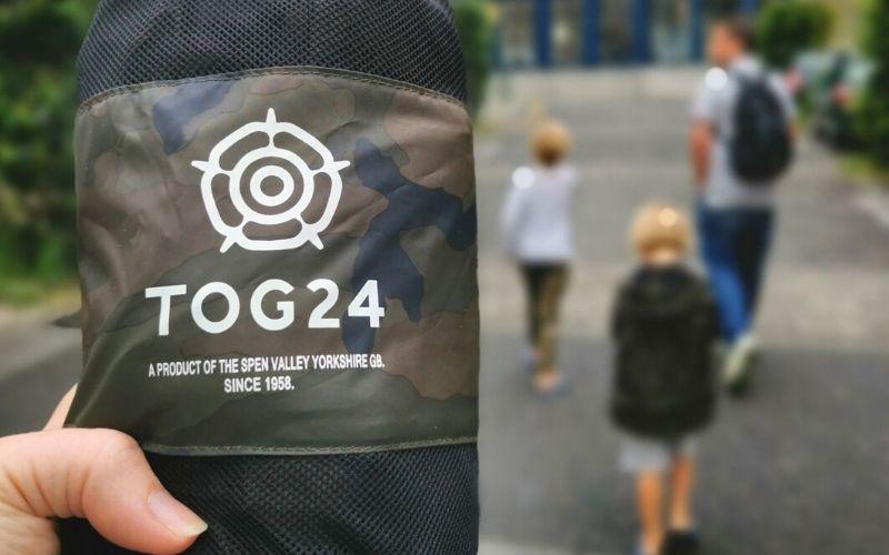 Tog 24 packable waterproof jacket