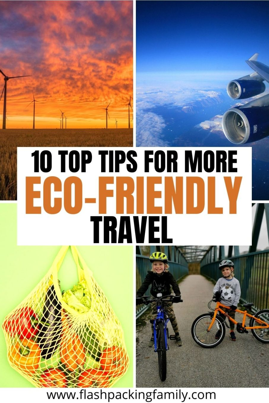 10 Top Tips for Eco-Friendly Travel