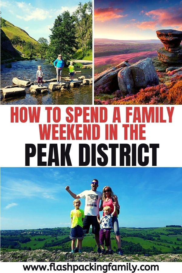 How to Spend a Family Weekend in the Peak District