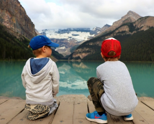 What You Need to Know About Visiting Lake Louise With Kids 3