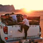 4x4 jeep tour of Wadi Rum
