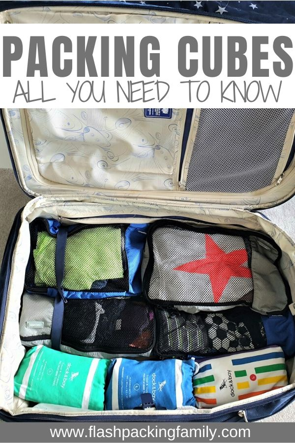 Packing Cubes - all you need to know