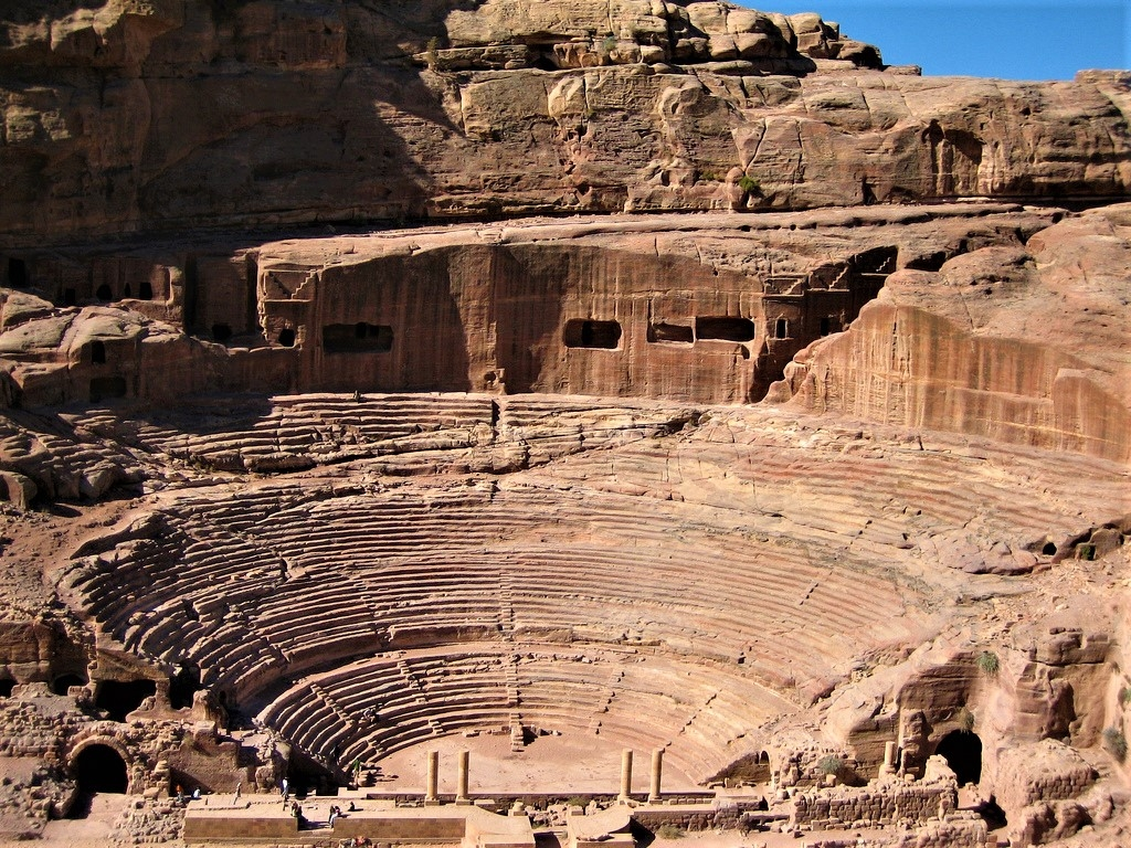 Theatre in Petra