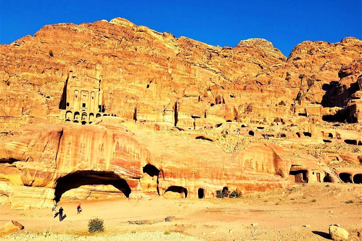 Street of Facades in Petra