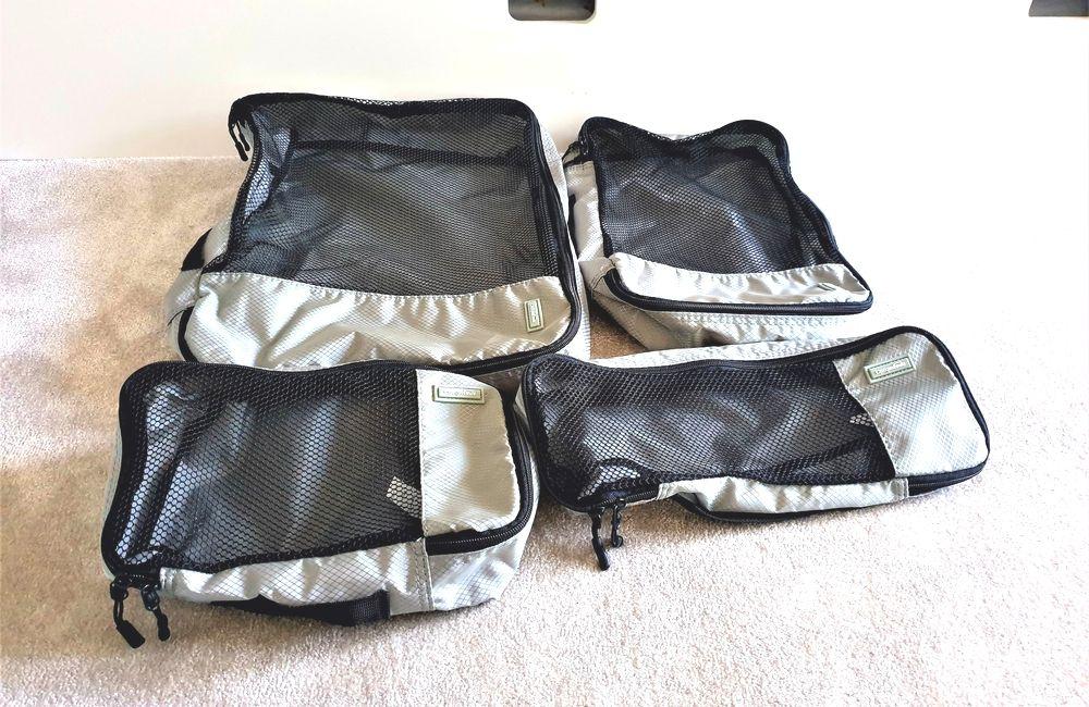 AmazonBasics Packing Cubes 4 pack