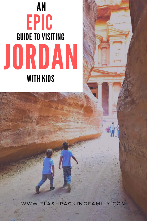 Kid's guide to Jordan