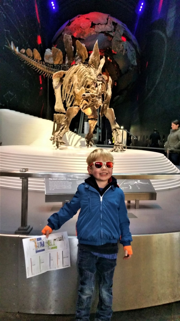 free things to do in London with kids: London Natural History Museum