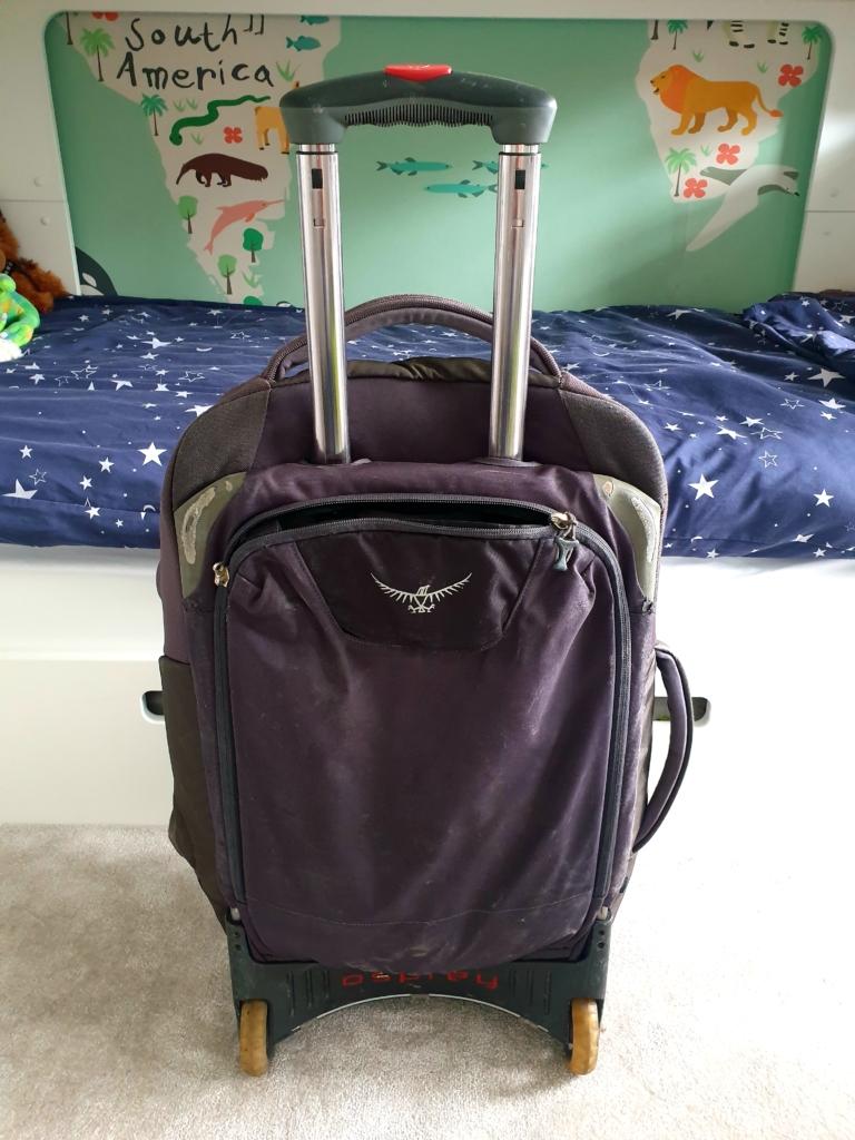 Osprey Sojourn 80 wheeled backpack