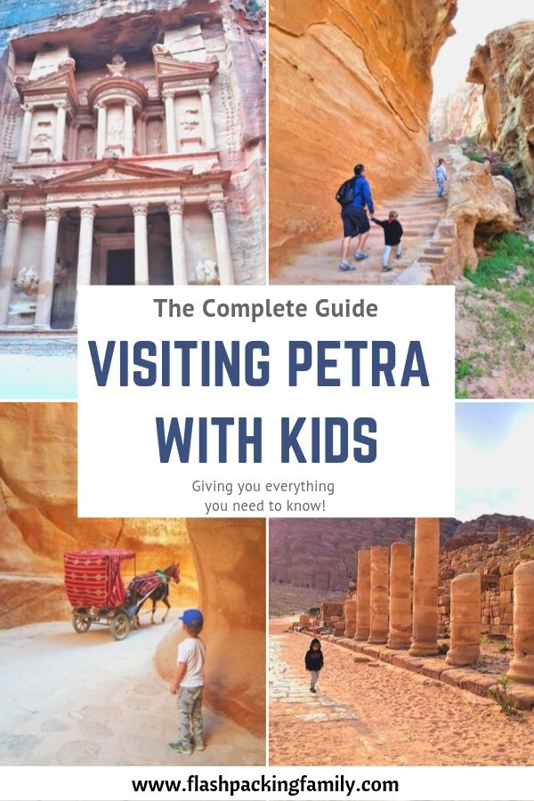 Visiting Petra with Kids: The Ultimate Guide 3