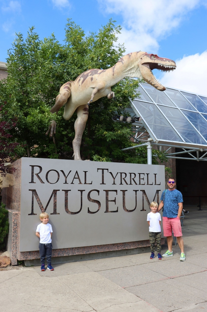 The Royal Tyrrell Museum, Drumheller