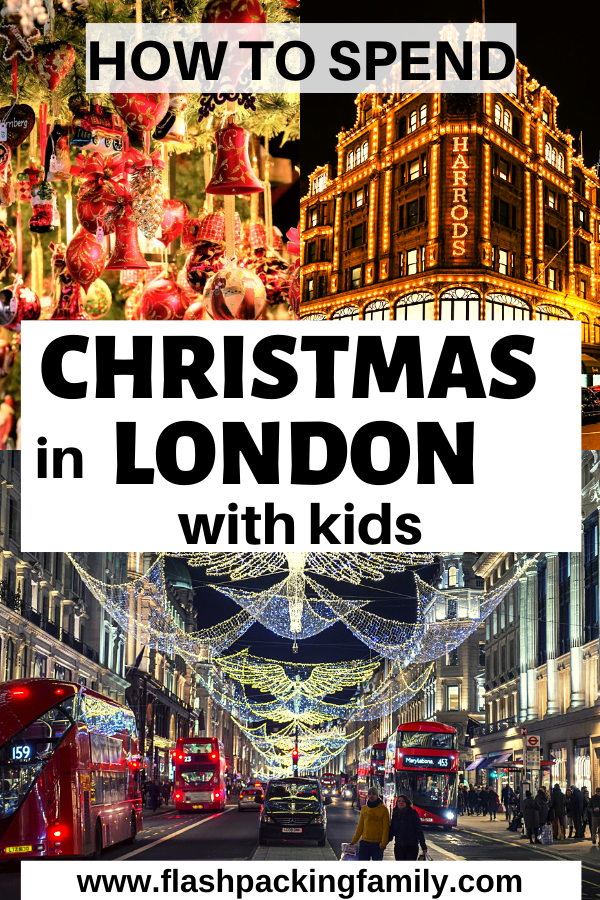 The 13 Most Magical Things to do at Christmas in London with Kids 4