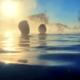 Secret Lagoon hot springs Iceland