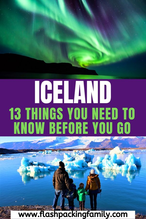 Visiting Iceland: 13 things you need to know