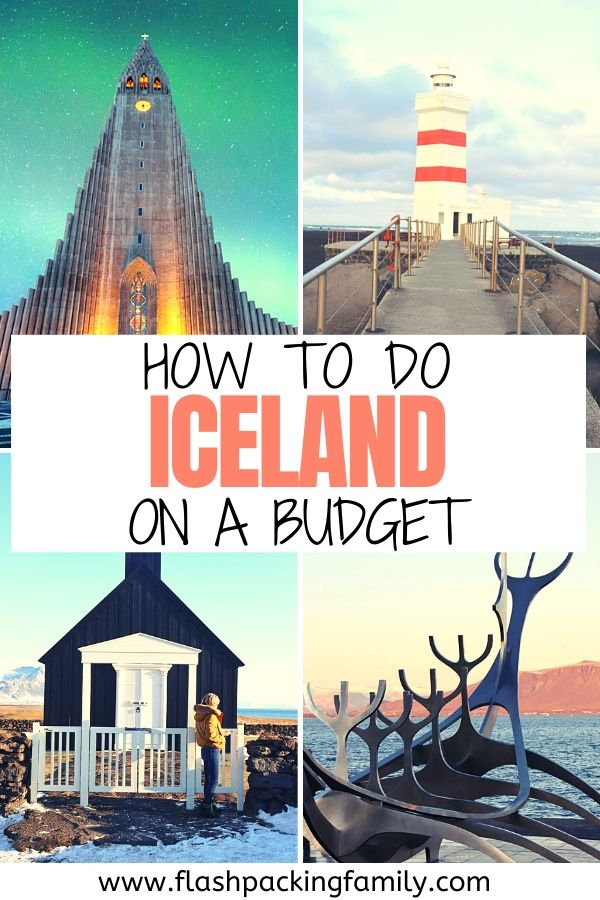 How to do Iceland on a Budget