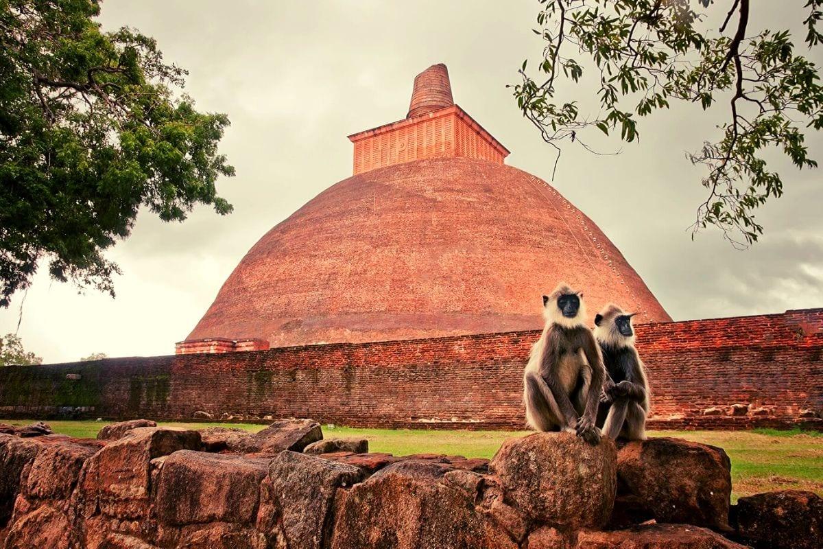 Jetavanaramaya Stupa Anuradhapura
