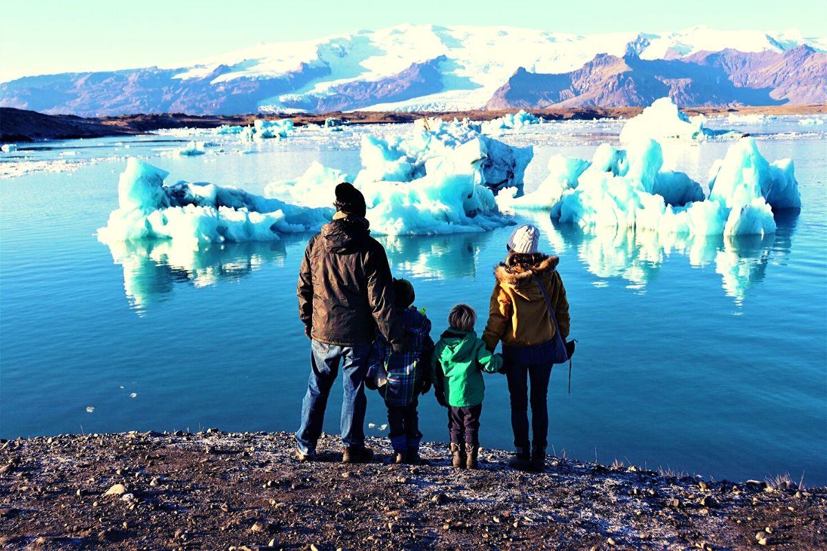 Jokarlsarlon Glacier Lagoon Iceland
