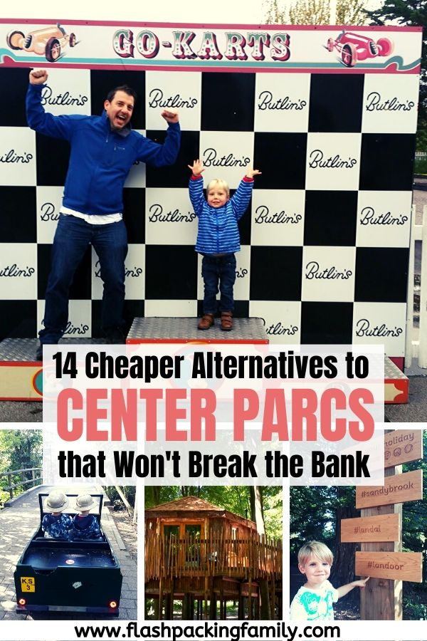 14 Cheaper Alternatives to Center Parcs that won't break the bank