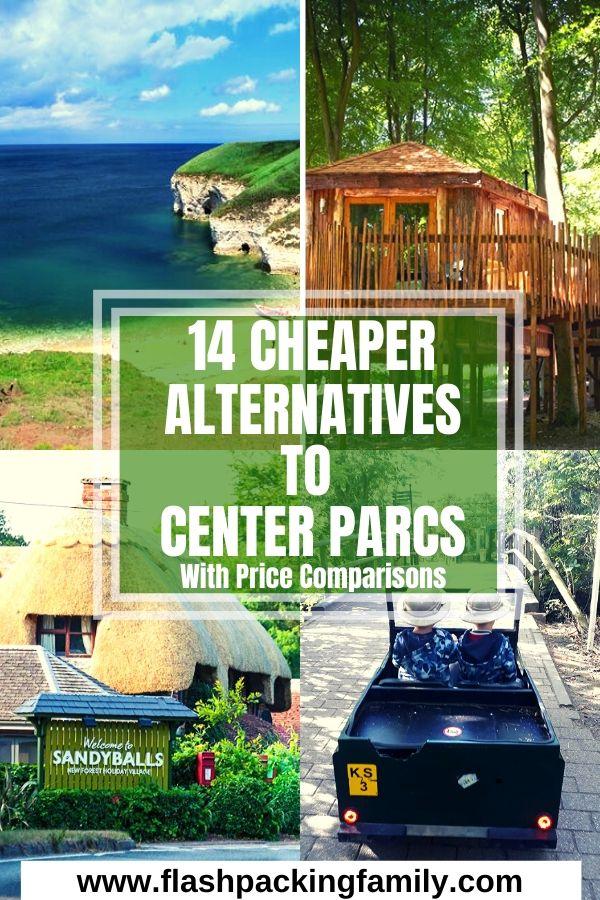 14 Cheaper alternatives to Center Parcs