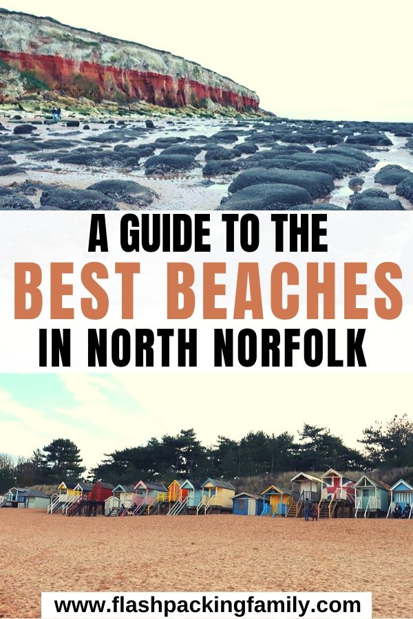 A Guide to the Best Beaches in North Norfolk