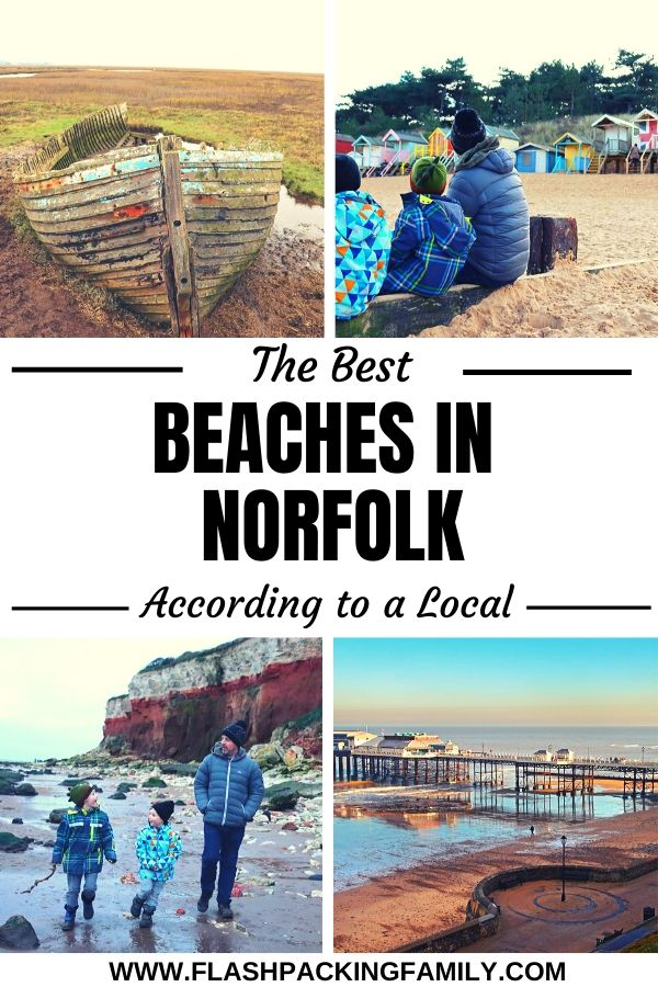 The Best Beaches in Norfolk according to a local