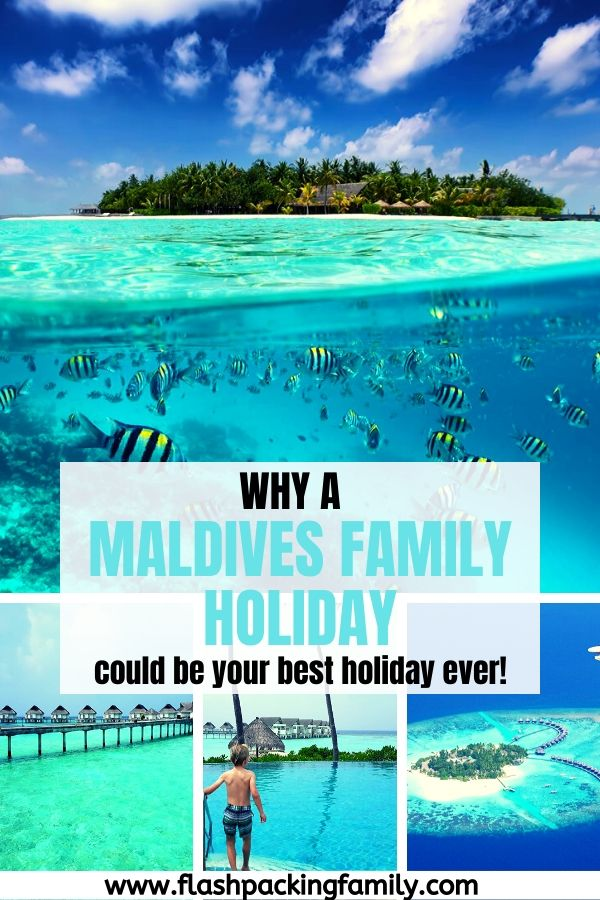 Why a Maldives family holiday could be your best holiday ever