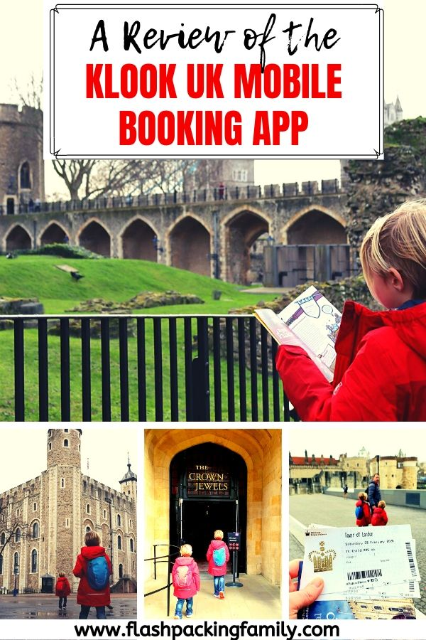A Review of the Klook UK Mobile Booking APP