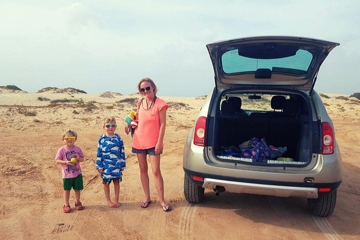 Car rental in Sal Cape Verde