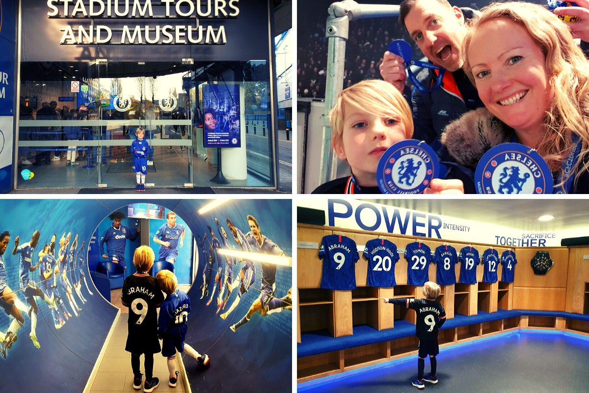 Chelsea FC Stadium Tour with Klook