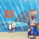Colourful Sal in Cape Verde