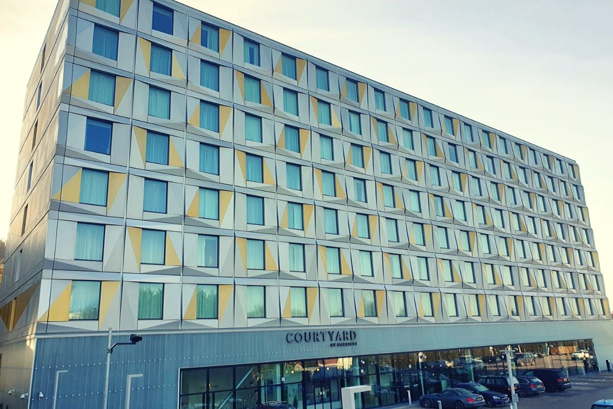 Courtyard by Marriott at Luton Airport