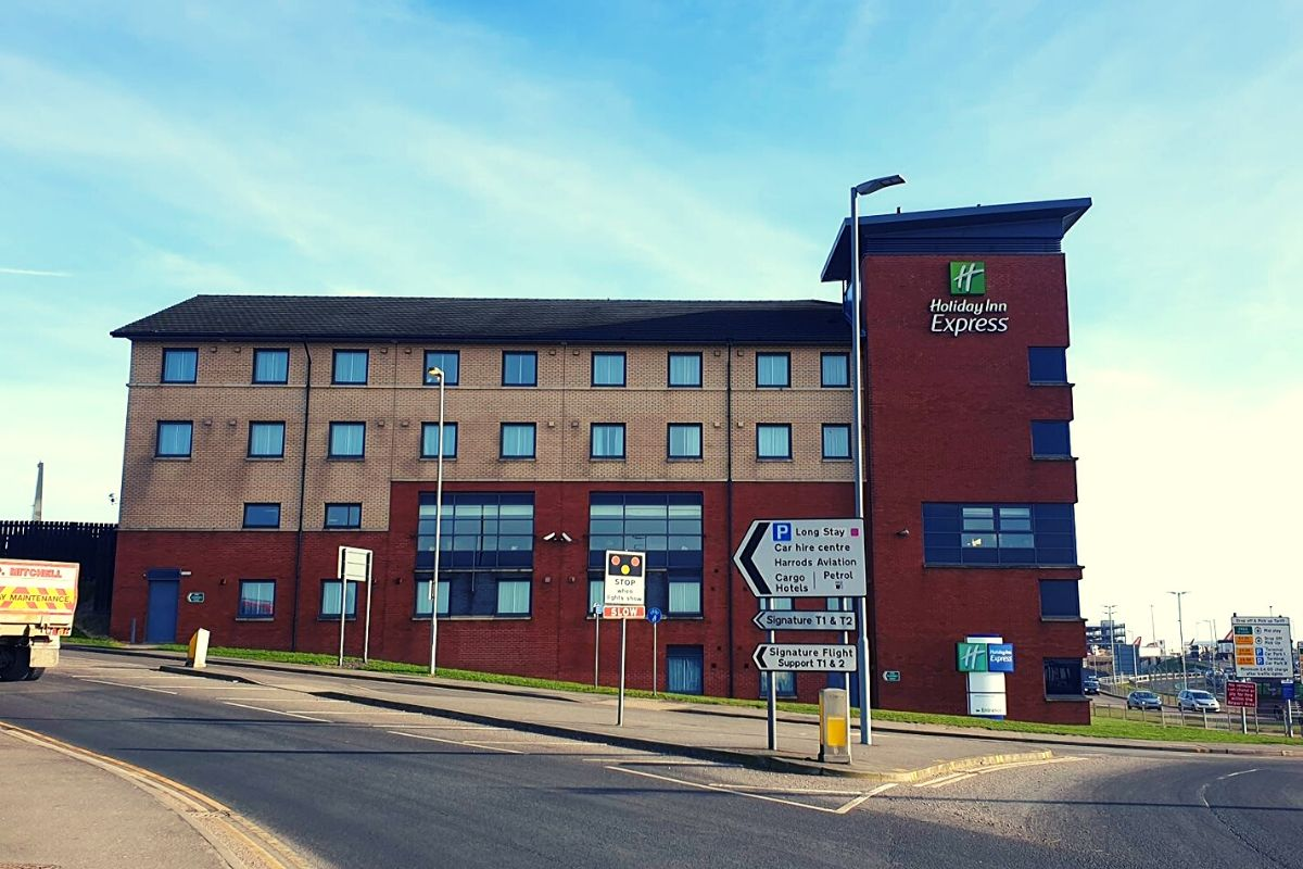 Holiday Inn Express Luton Airport