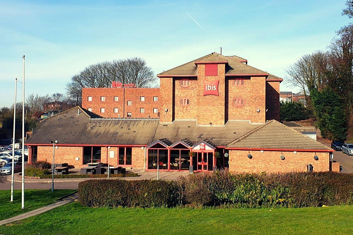 Ibis Hotel Luton Aiport