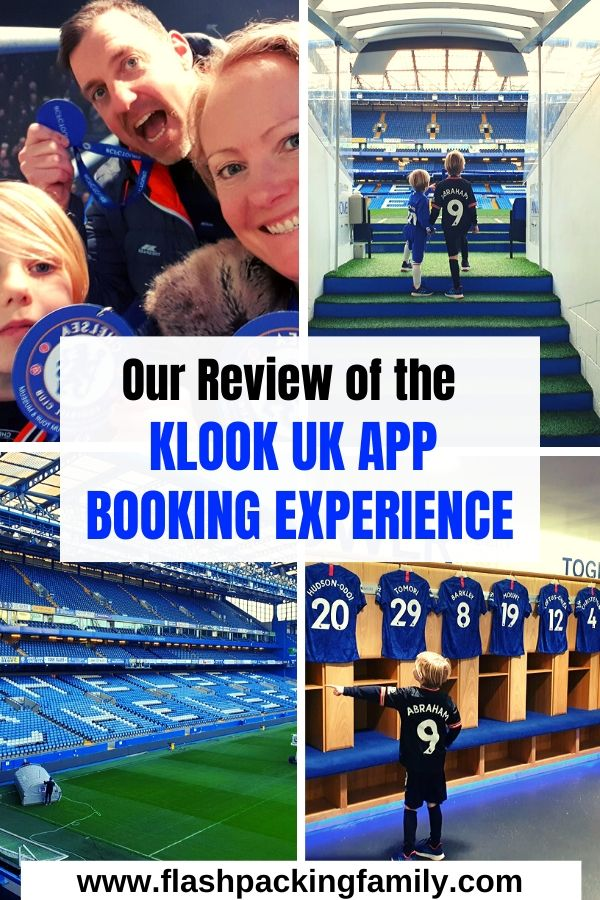Our Review of the Klook UK App Booking Experience