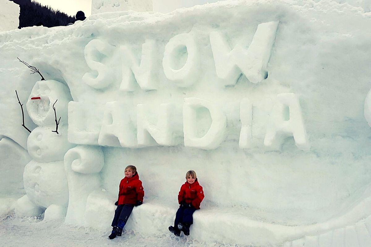 Snowlandia in Zakopane